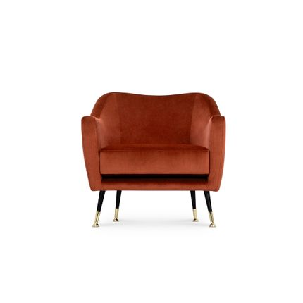 Armchairs - Charlotte | Armchair - ESSENTIAL HOME