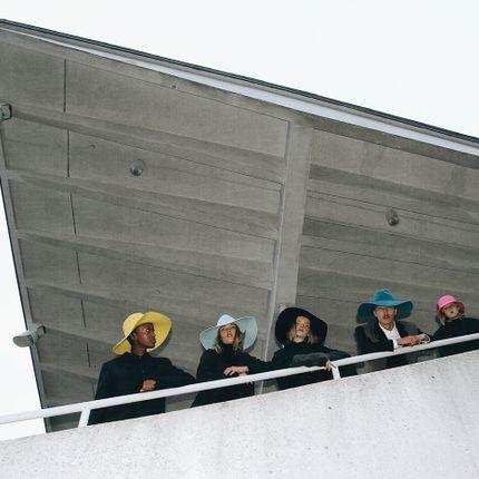 Chapeaux - ÉN HATS woolfelt hats - ÉN HATS