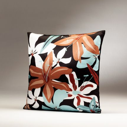 Cushions - DALILA silk cushion  - MY FRIEND PACO
