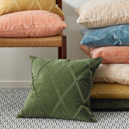 Cushions - Velvet Cushions - Orissa - CHHATWAL & JONSSON