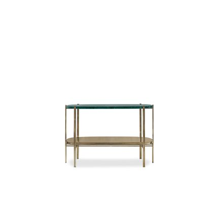 Tables consoles - Craig Console Table  - COVET HOUSE