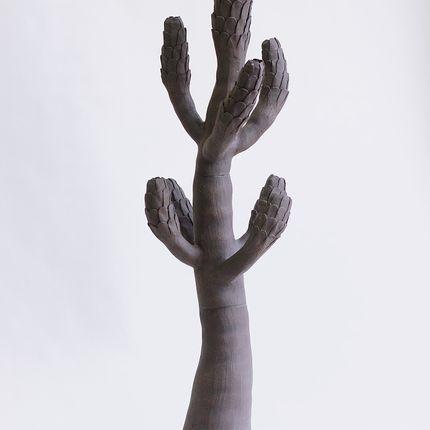 Sculpture - Grand Cactus Ecailles - ATELIERNOVO