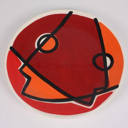 Objets de décoration - Platter Poisson - ATELIERNOVO