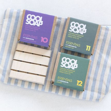 Soaps - GIFT SET G95 - COOL SOAP