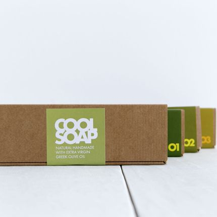 Gift - COFFRET CADEAU ESSENTIALS - COOL SOAP