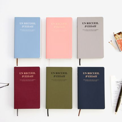 Stationery / Card shop / Writing - ICONIC - Essay Book - MUY