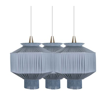 Hanging lights - ALICE SUSPENSION LAMP - RUG'SOCIETY