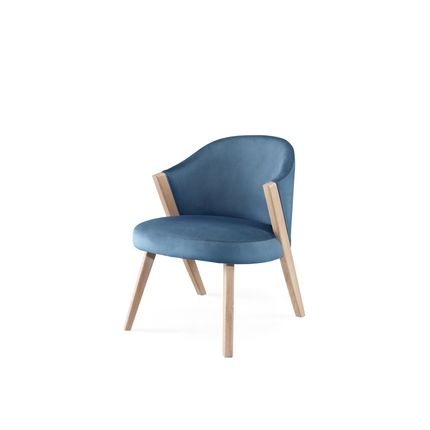 Lounge chairs - Caravela Lounge Chair - WEWOOD - PORTUGUESE JOINERY