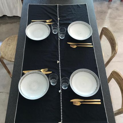 Assiettes de reception - art de la table - BERBERE HOME