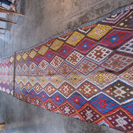 Contemporary - Antique weaving - ETIENNE ROLAND KILIMS ANCIENS