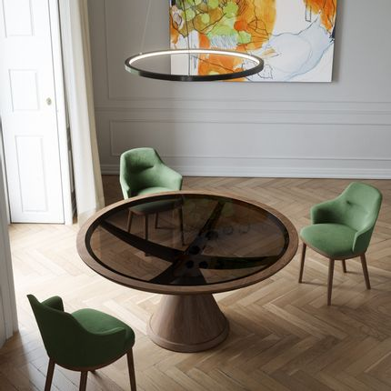 Tables for hotels - Vasco Table - WEWOOD - PORTUGUESE JOINERY