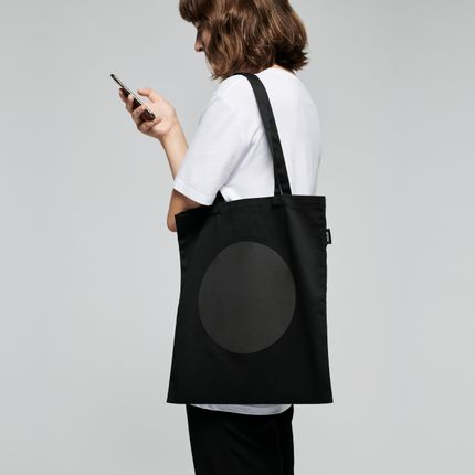 Bags / totes - reflective tote  - MARCH
