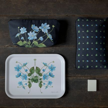 Affiches - Collection Anémone bleu - KOUSTRUP & CO