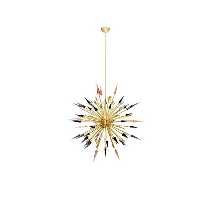 Ceiling lights - Outburst Chandelier  - COVET HOUSE