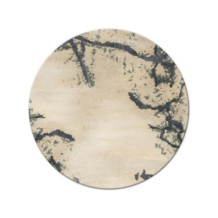 Contemporain - Gobi Round Rug  - COVET HOUSE