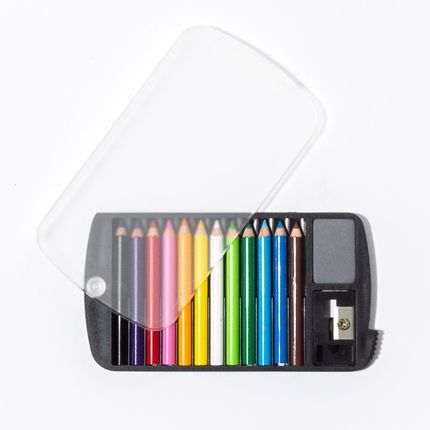 Stationery store - MUY - Mini Color Pencil Set - MUY