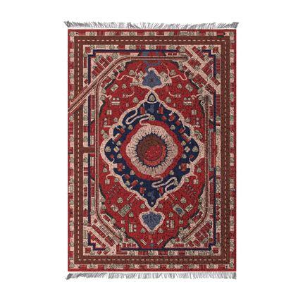 Design - Carpet 'Land of Persia' - IKONIC