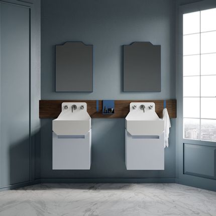 Bathroom furniture - Frieze - EX.T