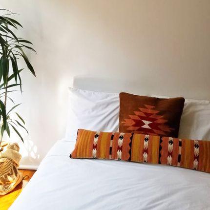 Cushions - Ethnic bolsters - SANCHO PONCHO
