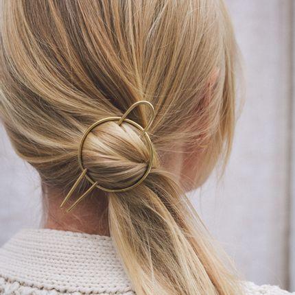 Accessoires cheveux - Épingle à cheveux minimale - CLARE ELIZABETH KILGOUR