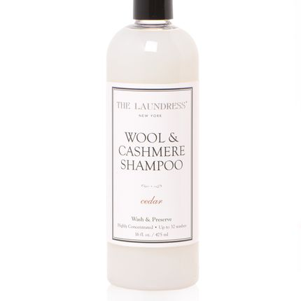Fabrics - WOOL & CASHMERE SHAMPOO - THE LAUNDRESS