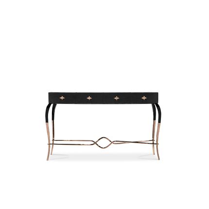 Tables consoles - Luridae Console Table  - COVET HOUSE