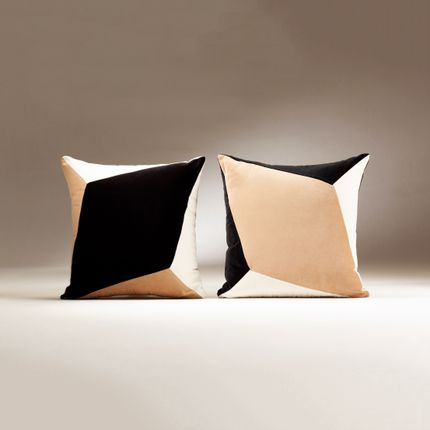 Cushions - Quartz I & II velvet cushions - MY FRIEND PACO