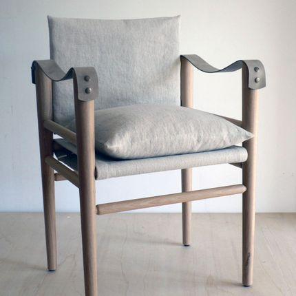 Chairs - Free Time Chair D1, D2 or D3 - TEMPS LIBRE VIRGINIE LOBROT