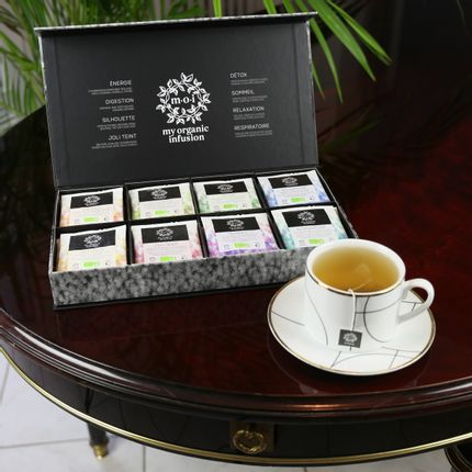 Coffee / tea - Tasting Box - MY ORGANIC INFUSION