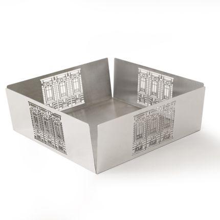Bowls - Paris Haussman Basket - YOOK, BY RAMZI ABOUFADEL