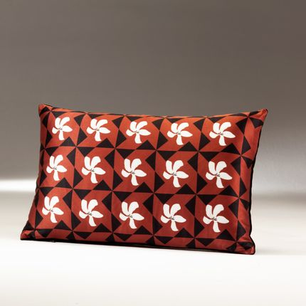 Cushions - MILLY silk cushion - MY FRIEND PACO