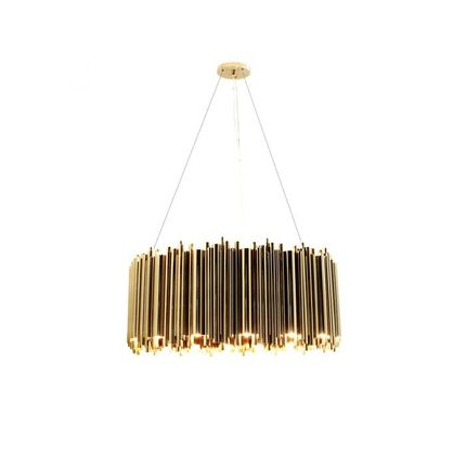 Hanging lights - BRUBECK ROUND SUSPENSION - INSPLOSION