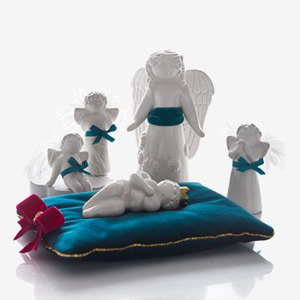 Céramique - Mon bébé Jésus - ROSA MALVA ATELIER