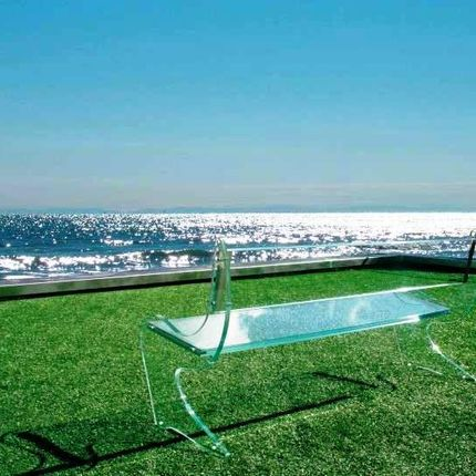 Benches - Glass Bench GALASSIA - VETROGIARDINI