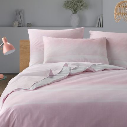 Bed linens - BED COVER    ROSE POUDRE  - JULIE LAVARIERE