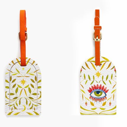 Travel accessories / suitcase - Suitcase Tags & Passport Covers - ARTE PAPEL