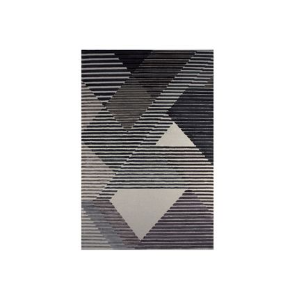 Rugs - Air Geometric Rug  - COVET HOUSE