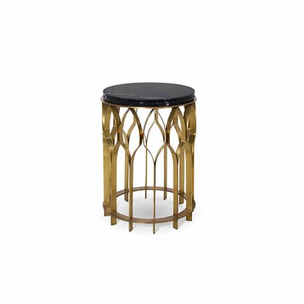 Tables - Table d'appoint Mecca - MAISON VALENTINA