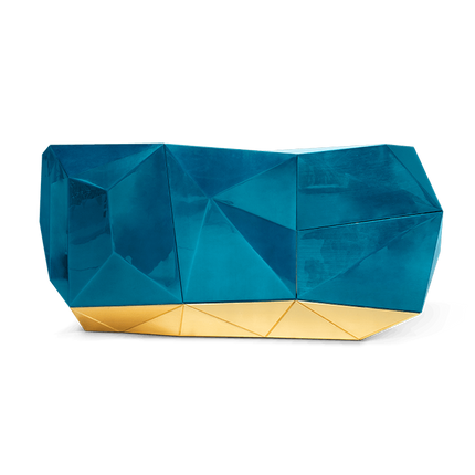 Sideboards - DIAMOND BLUE Sideboard - BOCA DO LOBO