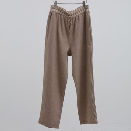 Homewear - NATUREL undyed cashmere pants - Men - SANDRIVER CASHMERE