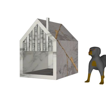 Design objects - Into the Dog House - UP GROUP