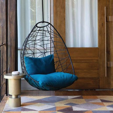 Chaises de jardin - Nest Egg Chaise suspendue - STUDIO STIRLING