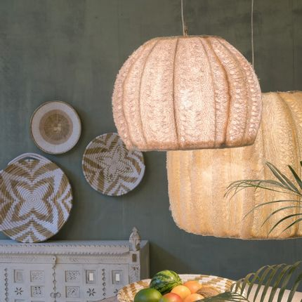 Pendant lamps - Zenza ambiance lighting- home textile - furniture - kitchenware - candle lights - jewelry - accessories - ZENZA