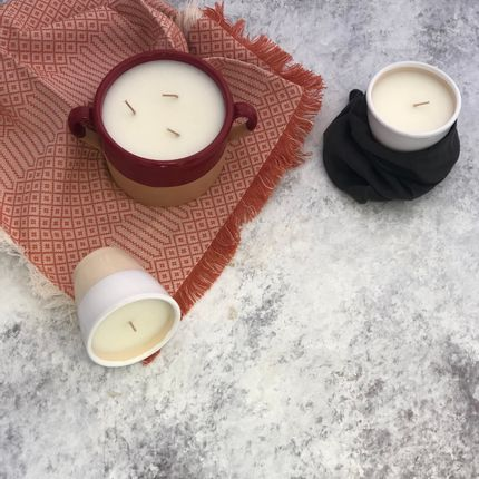 Bougies - Candles  - LOLIVA    PUGLIA  SALENTO