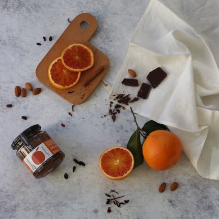 Delicatessen - Confiture d'orange - LOLIVA    PUGLIA  SALENTO