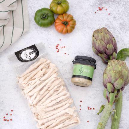 Condiments - Artichoke Cream - LOLIVA    PUGLIA  SALENTO