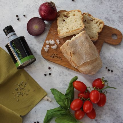 Oils and vinegars - Huile d'olive extra vierge intense - LOLIVA    PUGLIA  SALENTO