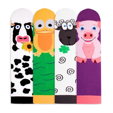 Chaussettes - Arty Socks Farm - PIRIN HILL