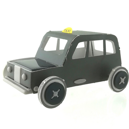 Creative Hobbies - AUTOGAMI Taxi UK - LITOGAMI