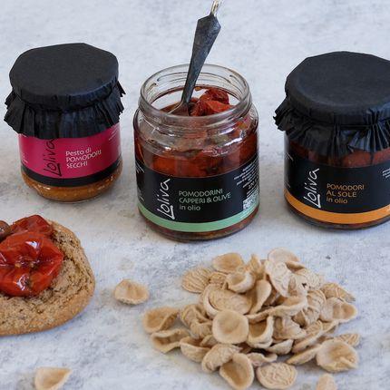 Condiments - Tomatoes - LOLIVA    PUGLIA  SALENTO
